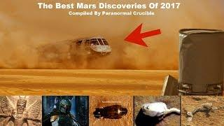 The Best Mars Discoveries Of 2017