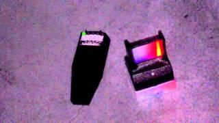 Paranormal West - Graber Olive House Real Ghost Footage