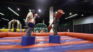Fighting At Vidcon