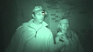 Landguard Fort ghost hunt - 29th November 2014 - Séance Group 1