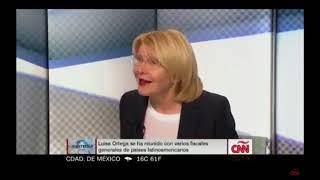 Luisa Ortega Diaz LANZA nuevos DETALLES DE CORRUPCION   Noticias Venezuela a través de CNN