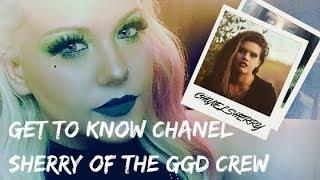 Get to know Chanel Sherry of the GGD Crew!