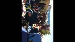 Cool rock concert