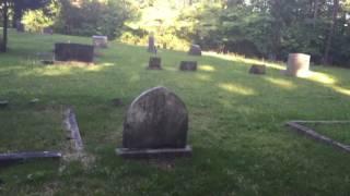Bass Cemetery clips