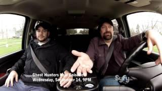 New Ghost Hunters On September 14th