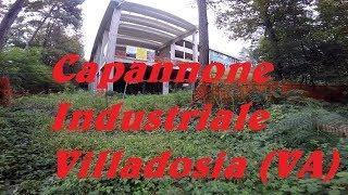 Capannone industriale Villadosia Varese