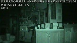 Paranormal Answers Research Team, Zionsville, Indiana, April 26, 2014