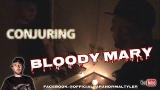 CONJURING UP BLOODY MARY