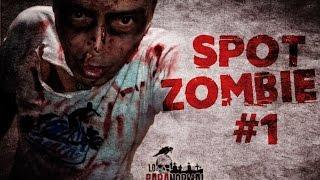 Spot Casting Lima Zombie #1 | Lo Paranormal