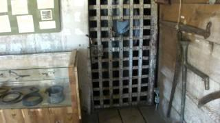 Markleeville Part 1 Wood Jailhouse Remnants Of A Historic Settlement