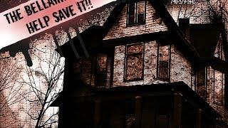 Most Haunted House in Ohio | The Haunted Bellaire House | SAVE THIS HOUSE| Paranormal Lockdown