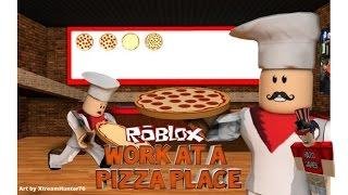 Roblox - Work at a Pizza place: Hidden places