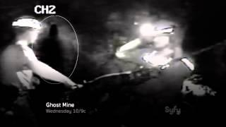"Ghost Mine: ""Vengeful Spirit"" Preview 