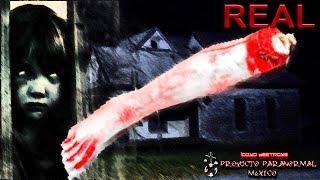 La pierna que no le pertenecía a nadie [CASO REAL] - Proyecto Paranormal México