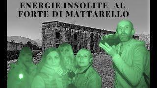 INDAGINE AL FORTE MATTARELLO