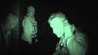 G H O S T  Ghost Hunters Of Stoke On Trent   22 11 13  Leopard inn with GPS