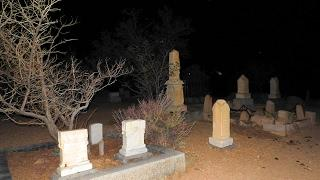 "Silver Terrace Cemeteries - ""All Hallows Eve"" Virginia City Nevada"