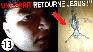 MA PIRE NUIT DANS UNE MAISON HANTÉE (Chasseur de Fantômes) [Explorations Nocturnes] Urbex Paranormal