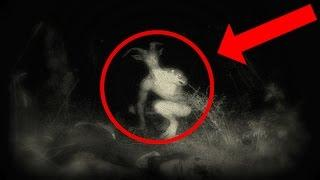 The Urban Legend Of THE GOATMAN!!!