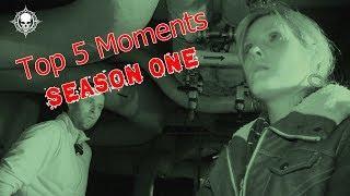 Top 5 Ghost Hunting Videos! Season 1 Dead Explorer