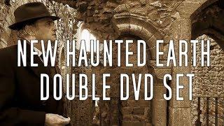 NEW DOUBLE  HAUNTED EARTH PARANORMAL INVESTIGATIONS DOUBLE DVD SET