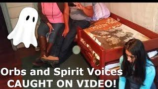 AMAZING ORBS | SPIRITUAL WARFARE AND INTELLIGENT SPIRIT RESPONSES CAUGHT ON VIDEO!
