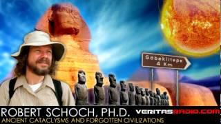 Robert Schoch, Ph.D. on VERITAS Radio | Ancient Cataclysms and Forgotten Civilizations