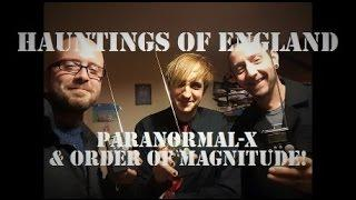 STONEHENGE Paranormal Investigation | PARANORMAL X & Order Of Magnitude | Real HAUNTINGS Of England