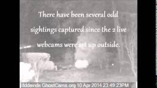 Ghost Spirits Unmarked Graves