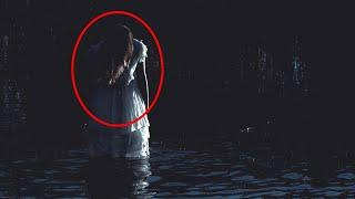 Best Ghost Videos Ever Caught On Camera At Night From An Abandoned Place!!