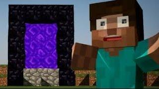 Minecraft RUSH#3-Il Nether!!