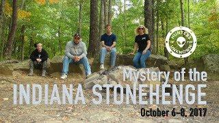Mystery of the Indiana Stonehenge and Bigfoot Hunt