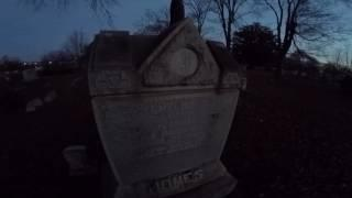 Forest Hill Cemetery Sunrise Sessions Birmingham (Ovilus 5, Ghost Box) Good Morning