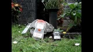 Ghosthunters overschie i.sm. Paranormal research rotterdam Onderzoek begraafplaats Hofwijk