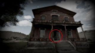 MONTANA - Ghost Of Dorothy Dunn In Bannack! - Paranormal America Episode 8