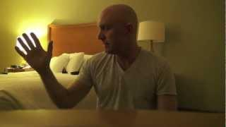 Talking to and feeling the Dead  at the California Hotel Las Vegas - EVP and Ghost Box