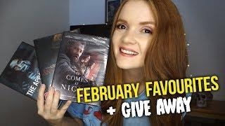 February Favorites + GIVEAWAY!