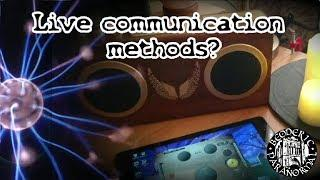 Is live spirit communication possible? Methods? - Beoderic Paranormal Short