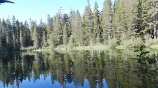 "Mount Tallac - Part 4 ""Floating Isle Lake"""