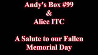 Andy's Box Mod E #99 Memorial Day