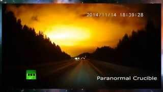 Mystery Light Flash Shocks Thousands In Russia