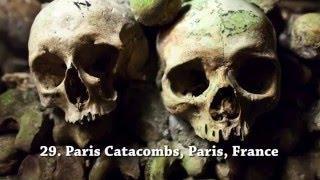 I 30 luoghi più infestati dai fantasmi nel mondo (Prima parte)