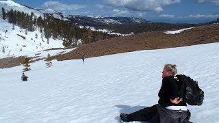 """Showers Lake - Part 5 """"Sledding Of Another Kind"""""""