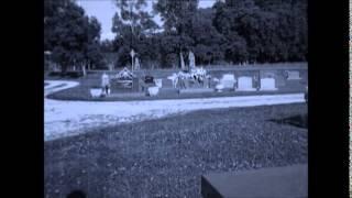 The PSB7 Spirit Box at Goshen Cemetery Richmond Indiana