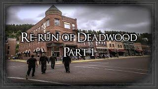 LAST CHANCE TO WATCH GAC DEADWOOD SPECIAL!