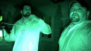 Mississippi's Haunted Powell Plantation Paranormal Investigation