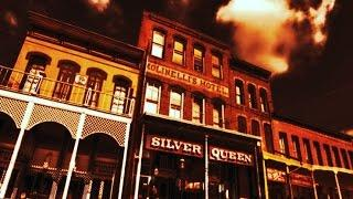 Silver Queen Hotel |  Virginia City Neveda