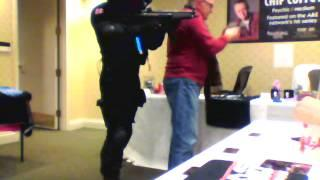 Flatline Paranormal presents Chip Coffey and Agent Hunk