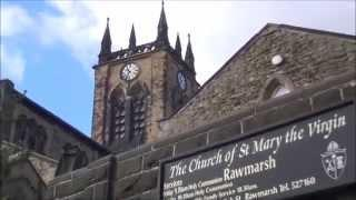 Paranormal-X : Rawmarsh Graveyard (St Marys) Ghosts Paranormal Investigation