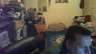 Steves-Haunted-Home: Over night Stream 8Ch DVR/CCTV Stream while sleeping